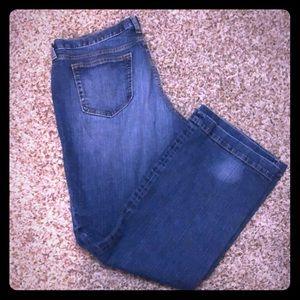 Gap Long & Lean jeans